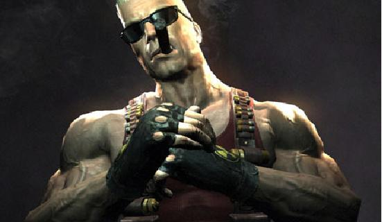 Duke Nukem Forever is coming 2011 – Gameplay video