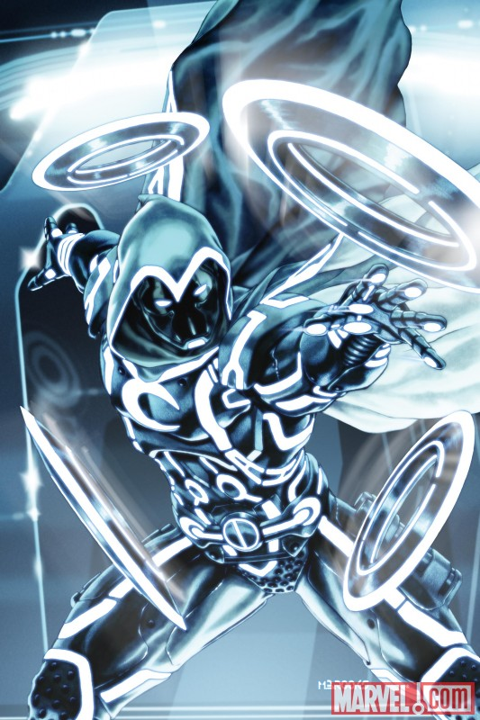 Moon Knight Tron