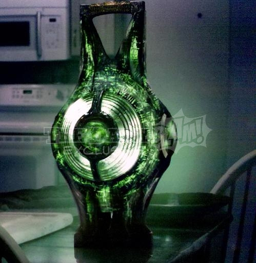 Green Lantern films Green Lantern revealed