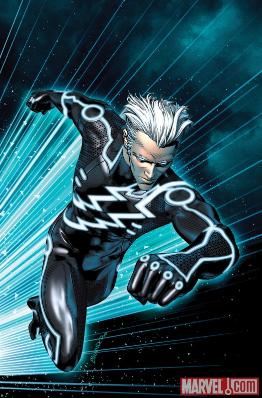 quicksilver tron