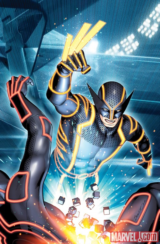 wolverine tron
