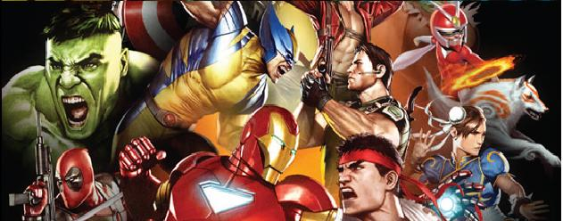 Marvel vs Capcom 3 Release Date Announced