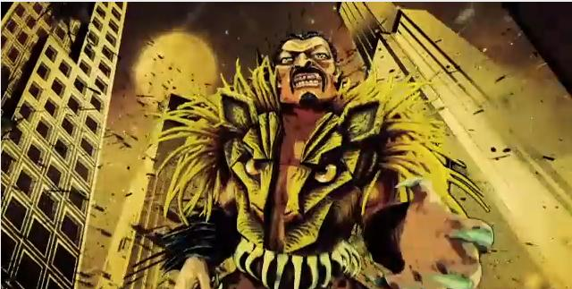 spider man musical kraven the hunter
