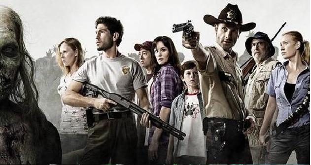 The Walking Dead gets a Second Season
