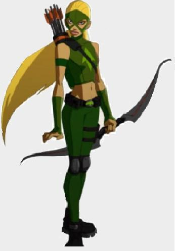 young justice artemis