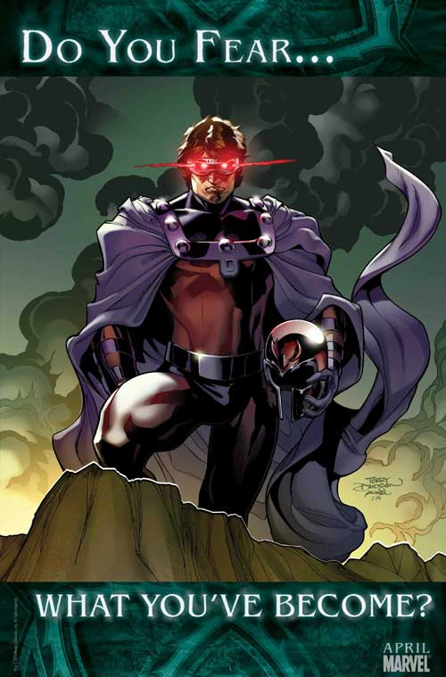 Marvel Cyclops Do You Fear