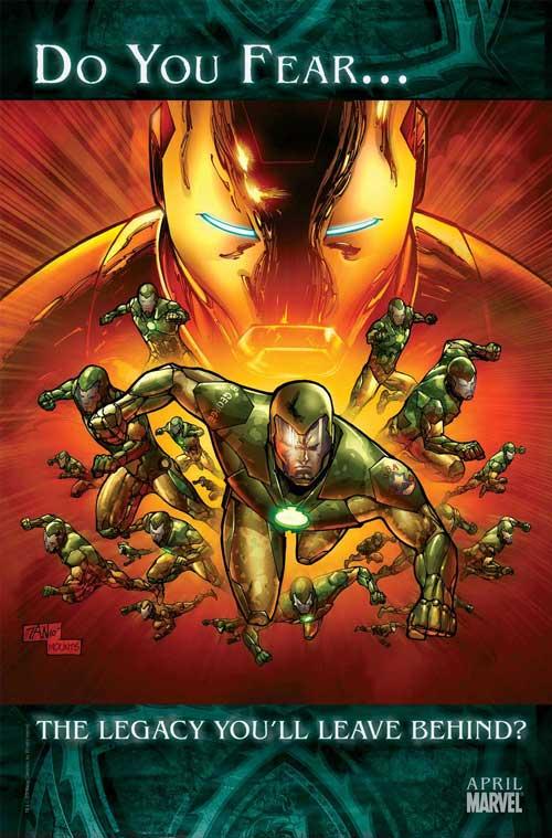 Marvel Iron Man Do You Fear