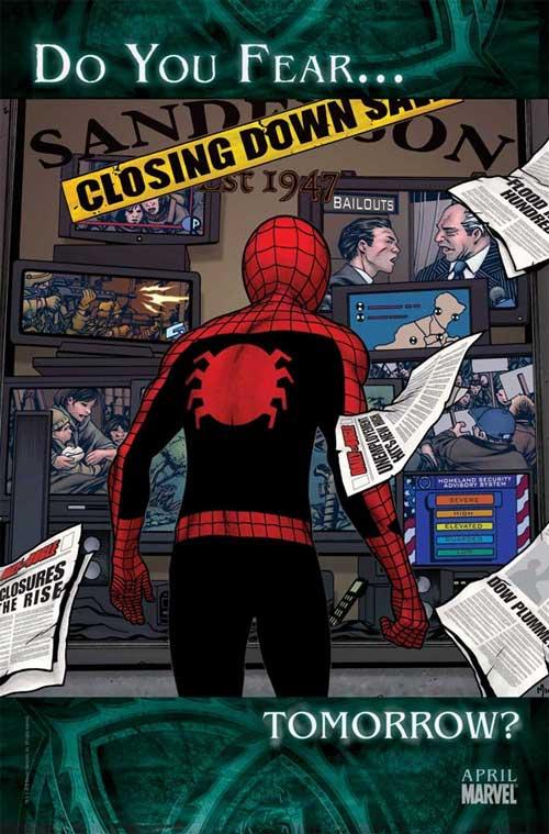 Marvel Spider-man Do You Fear