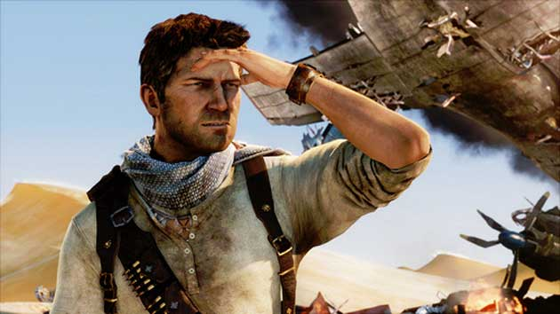 Uncharted 3: Drakes Deception Trailer, Images and Box Art Hit