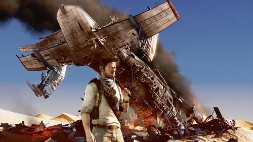 Uncharted 3 Drakes Deception images