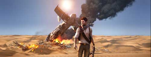 Uncharted 3 Drakes Deception screenshots
