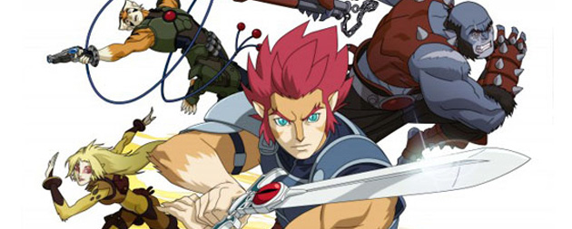 New ThunderCats Cartoon Images