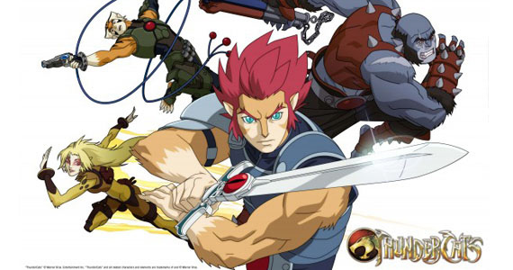 New ThunderCats series images