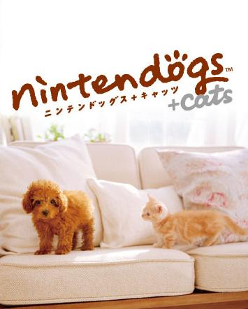 Nintendogs and Cats 3Ds