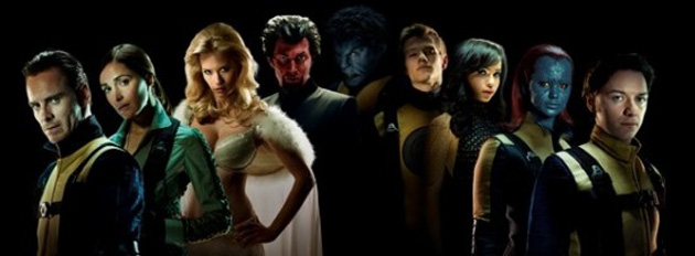 x-men first class film images
