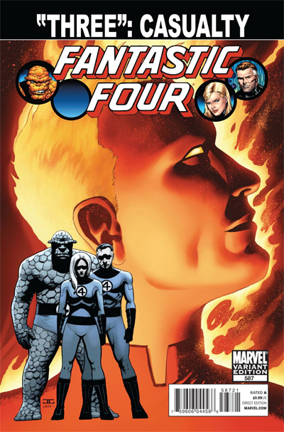 fantastic four death