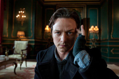 x-men first class-professor charles xavier