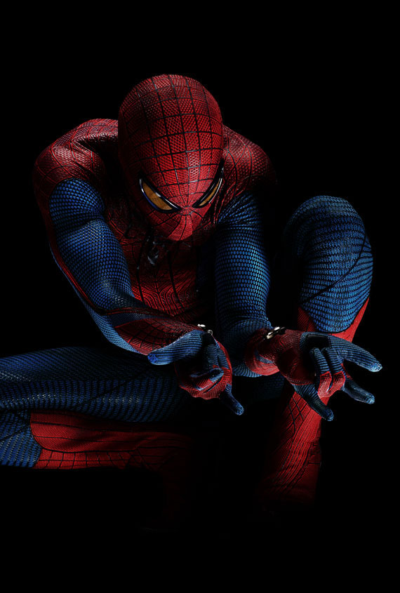 Andrew Garfield the Amazing Spiderman