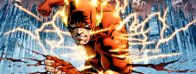 What is DC's Flashpoint