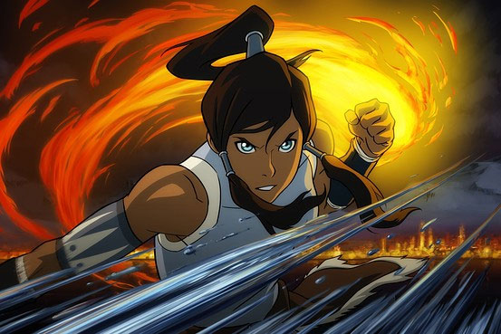 last airbender the legend of korra