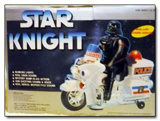 Star Knight - Darth-Vader
