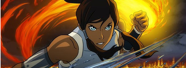 The New Last Airbender Sequel: Legend of Korra
