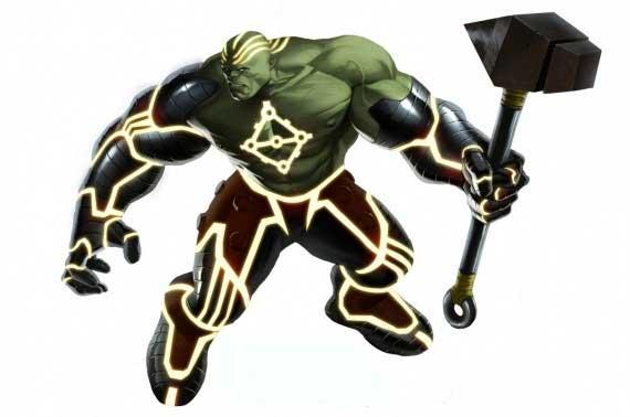 Hulk The Worthy - Fear Itself