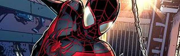 New Ultimate Spider-man and New Costume