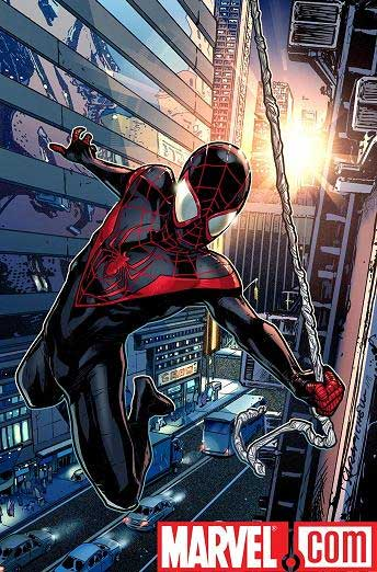 New Ultimate Spider-man