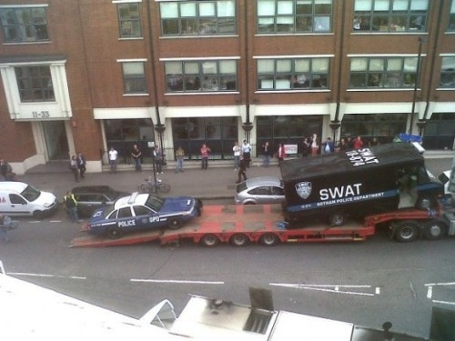 Batman dark knight rises filming