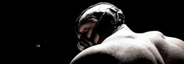 First Image of Tom Hardy as Bane in The Dark Knight Rises
