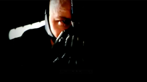 Bane Dark knight Rises trailer