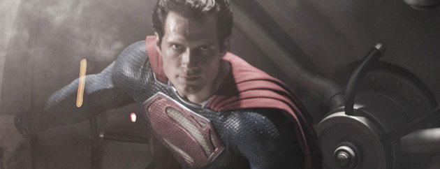 Henry Cavill as Superman – First Images Officially Released