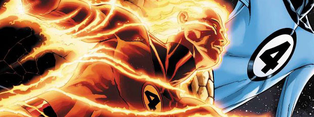 Johnny Storm The Human Torch Resurrection
