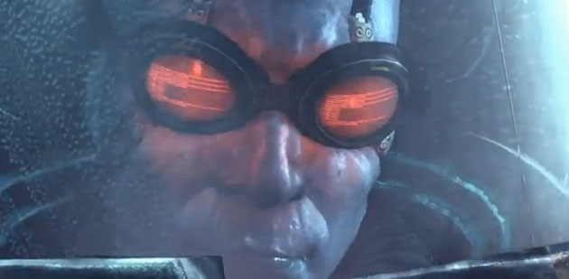 Mr Freeze Joins Batman Arkham City