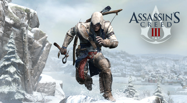 Assassins Creed 3 Trailer and launch date