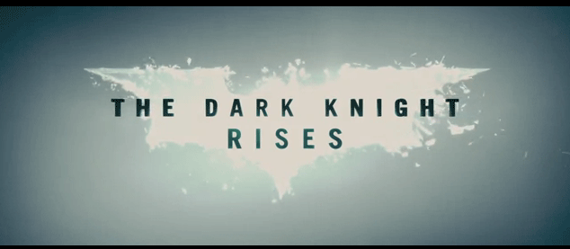 Dark Knight Rises trailer 3