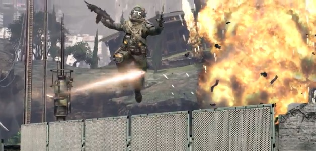 Titanfall Launch Trailer – Gameplay Video