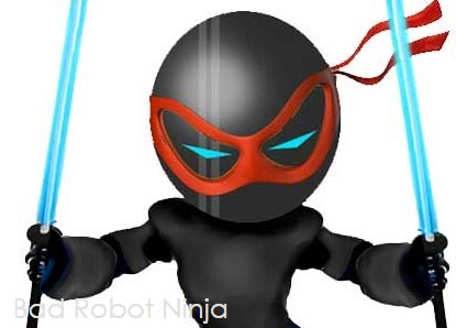 Bad Robot Ninja - Bad Robot Ninja