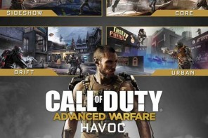 Havoc Advanced Warfare DLC Maps